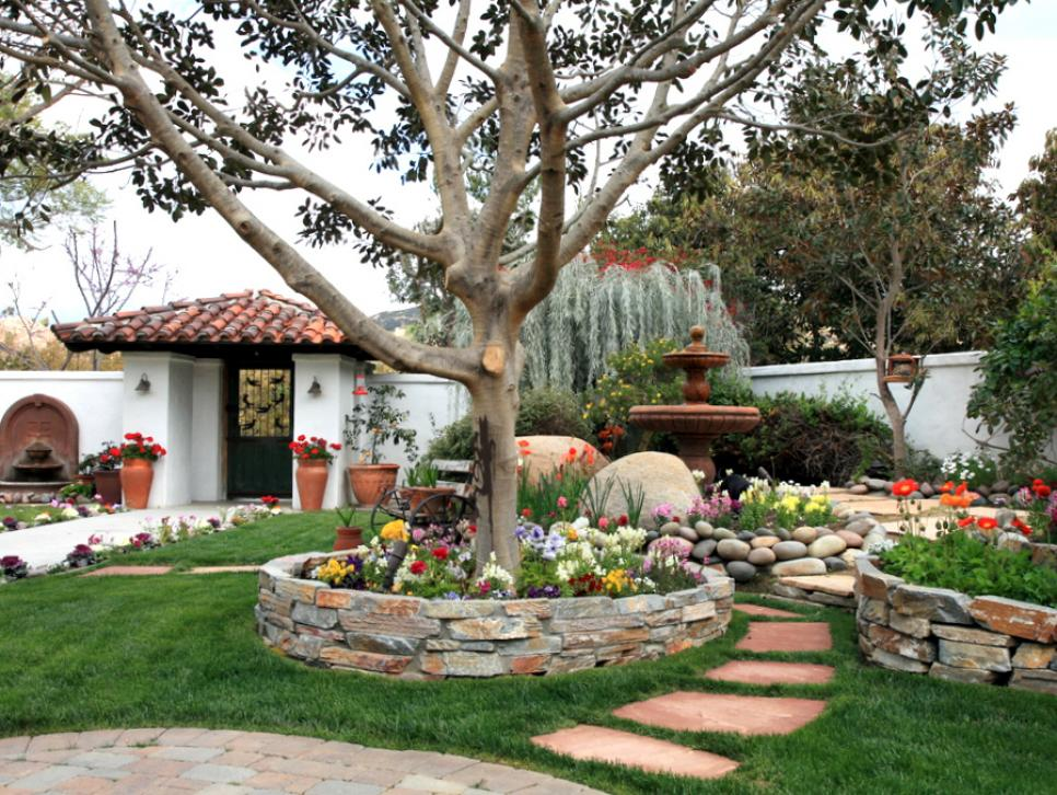 Learn Garden Design And How To Landscape A Yard Home And Garden