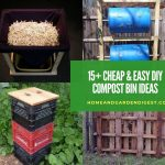 15+ Simple and Cheap DIY Compost Bin Projects
