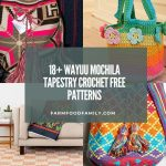 18+ Best Wayuu Mochila Tapestry Crochet Free Patterns