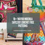 18+ Best Wayuu Mochila Tapestry Crochet Free Patterns