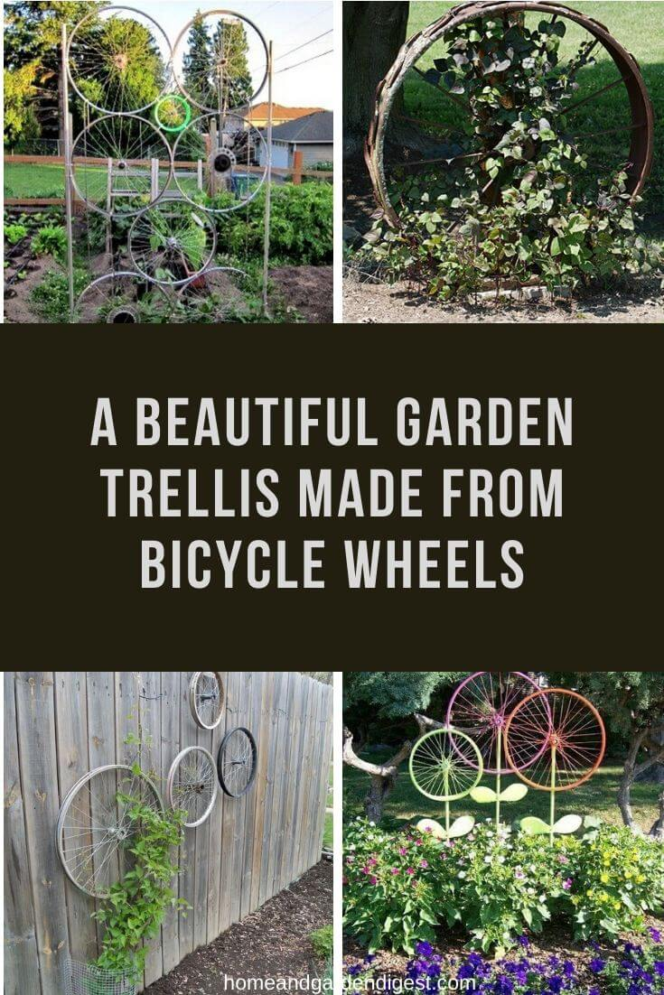 20 Diy Ways To Recycle Bike Rims Ideas For 2021