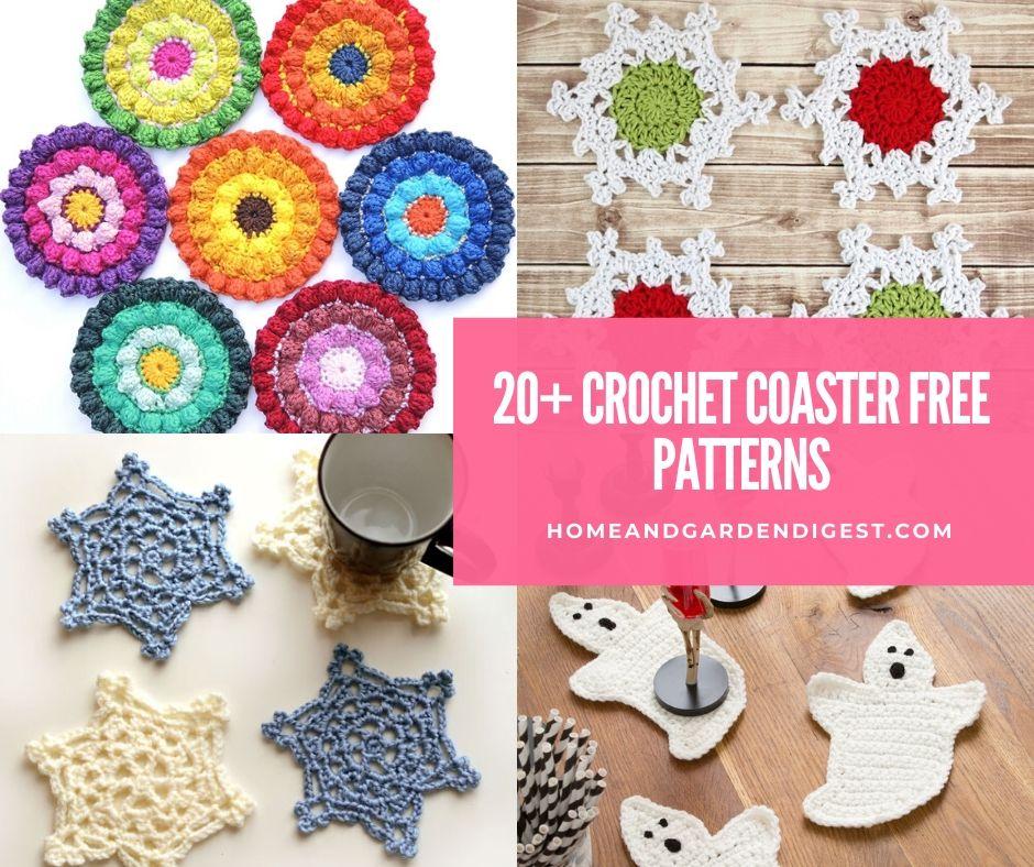 Cat Coasters | Crochet cat, Crochet embellishments, Cat applique | 788x940