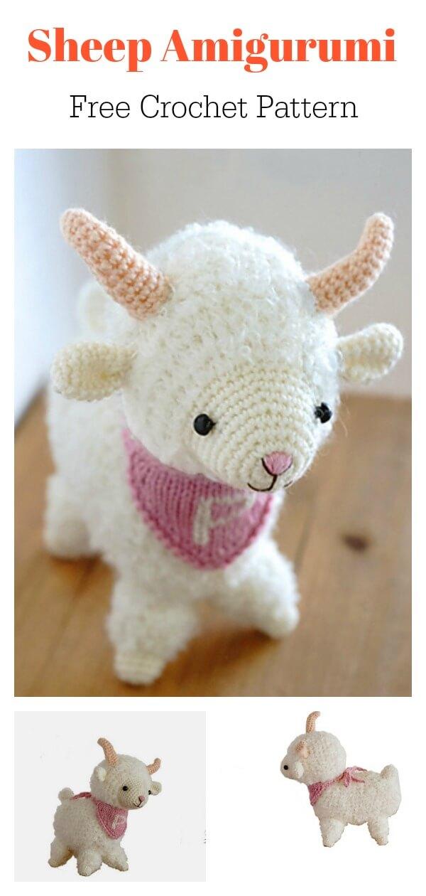 Crochet Weebee Sally Doll Kit - Free Pattern - DIY 4 EVER | 1260x600