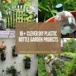 10+ Clever DIY Plastic Bottle Garden Projects