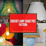 20 Crochet Lamp Shade Free Pattern