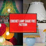 20 Crochet Lamp Shade Free Pattern