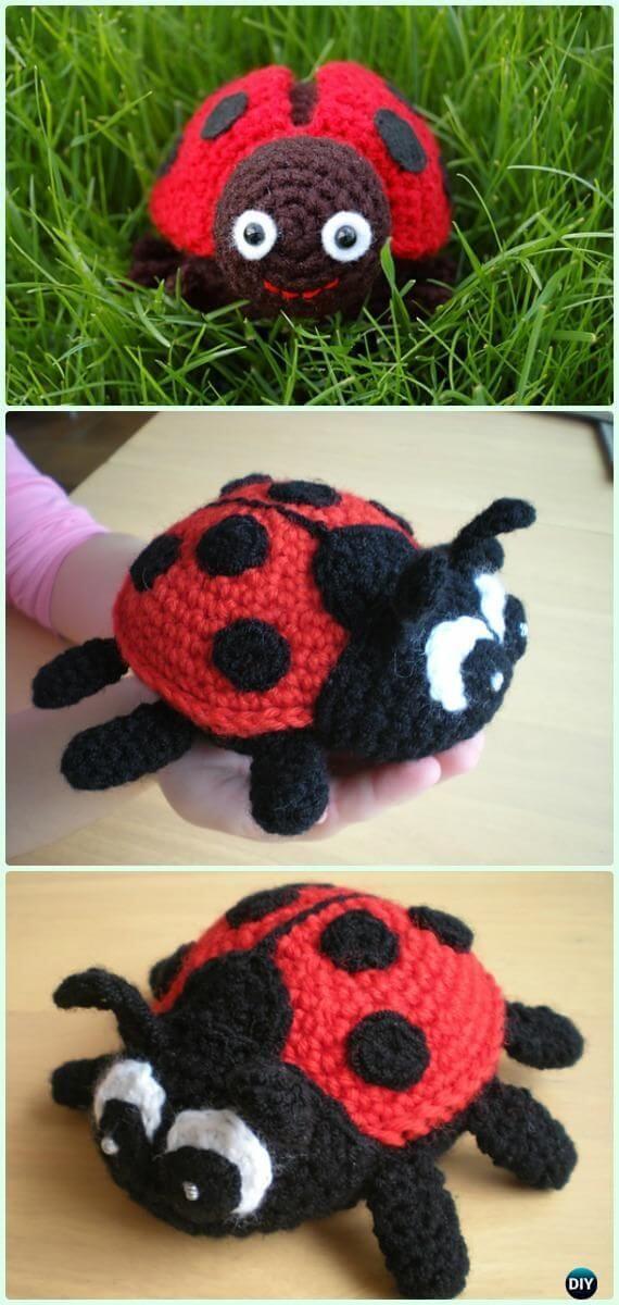 45 DIY Crochet Animal Craft Ideas: Free Amigurumi Patterns | 1200x570