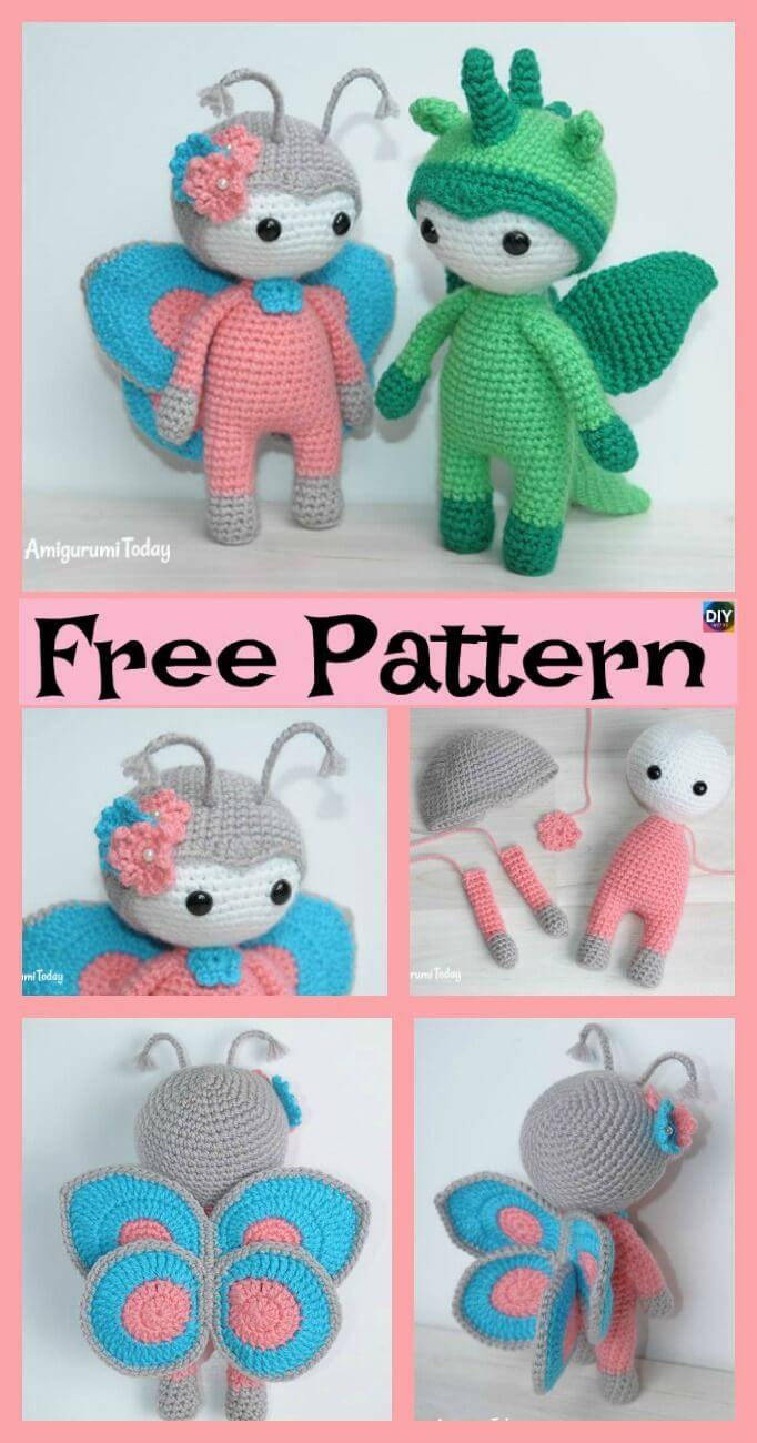 New amigurumi patterns – Amigurumi Today Shop | 1300x682