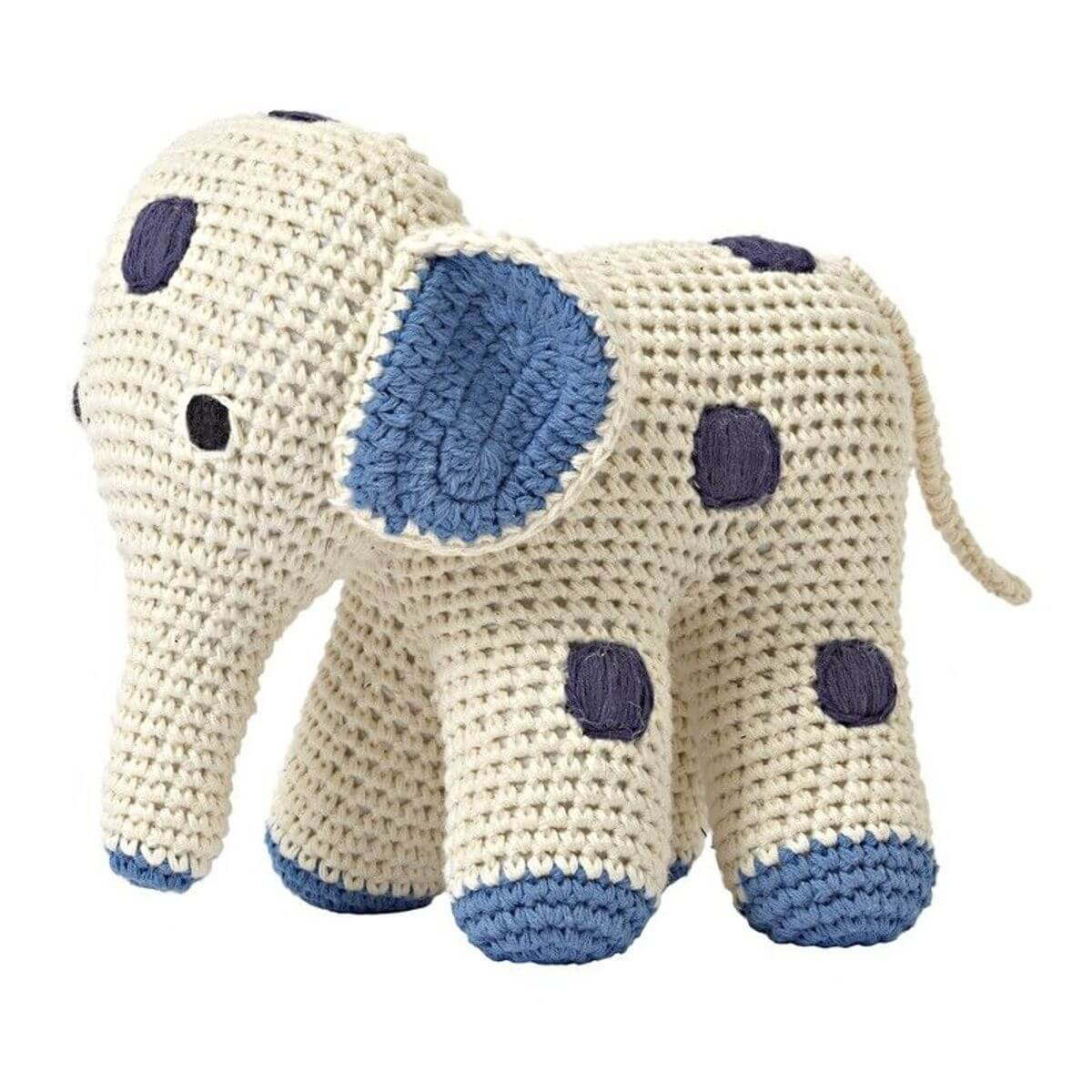 Digital Download PDF Vintage Crochet Pattern Baby s Cute Elephant ... | 1200x1200