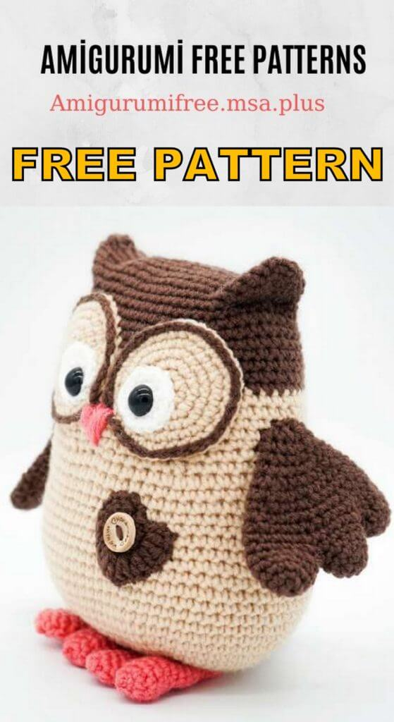 More Than 30 Crochet Owl Patterns All Free and Amazing | 1024x559