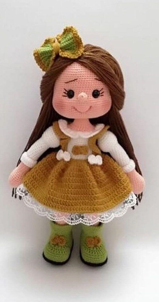 Tiny Crochet Doll Pattern Bundle | 1170x617