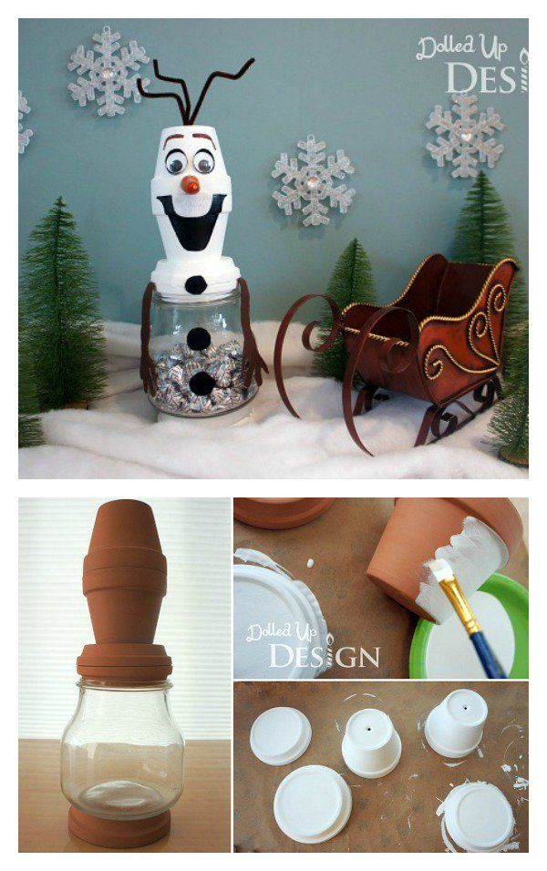 20 Diy Terra Cotta Clay Pot Christmas Craft Ideas For 2021