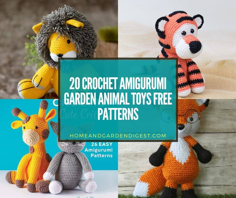 20 Crochet Snails, Caterpillars, Slugs and Worms – Crochet ... | 788x940