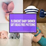 15 Crochet Baby Shower Gift Ideas Free Patterns