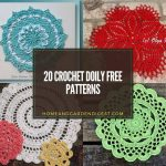 20 Crochet Doily Free Patterns