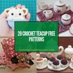 20 Crochet Teacup Free Patterns