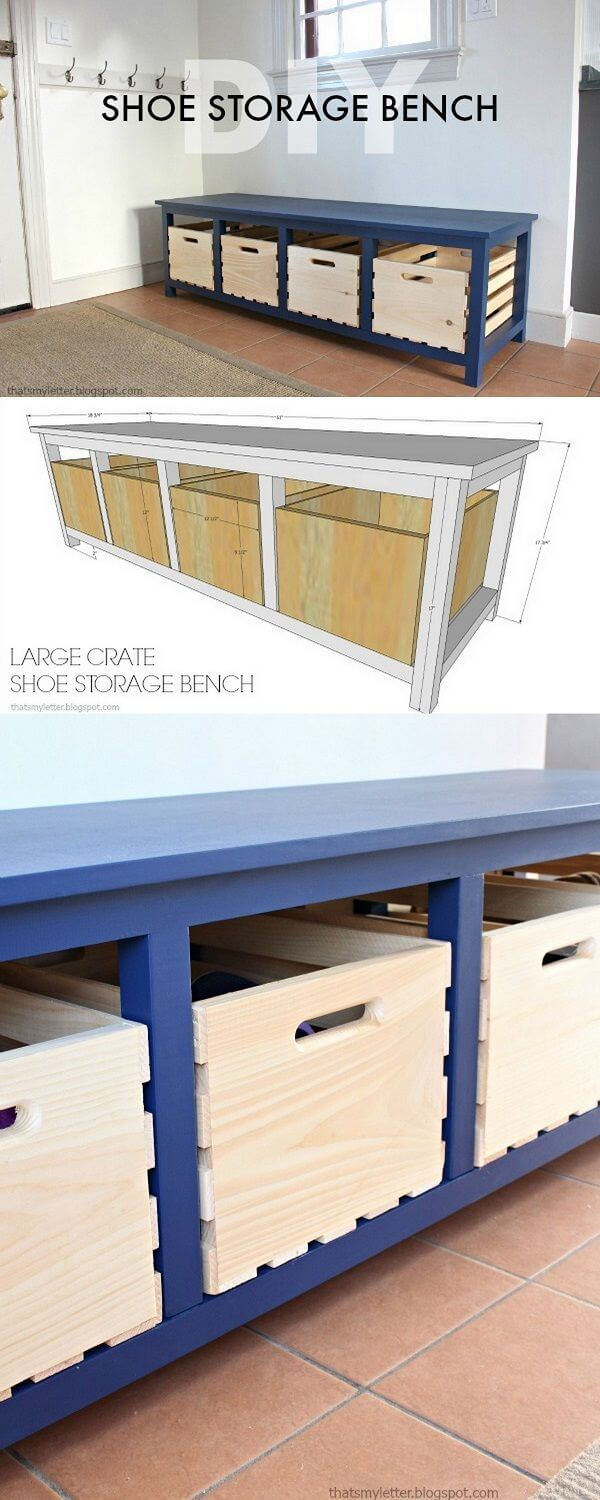20 Diy Wood Crate Furniture Ideas Projects For 2021
