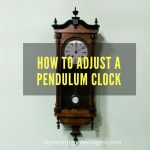 How To Adjust A Pendulum Clock