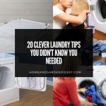 20 Clever Laundry Tips You Didn't Know You Needed