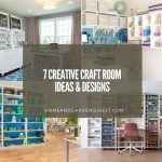 7 Creative Craft Room Ideas and Designs