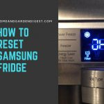 How to Reset Samsung Fridge (Hard Reset, From Demo Mode...)