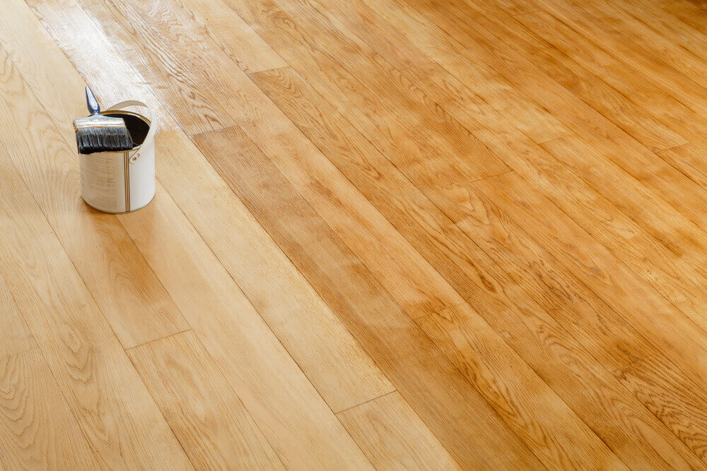 Can You Paint Laminate Flooring Here, Paint Over Laminate Flooring