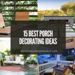 15 DIY Porch Decorating Ideas and Designs