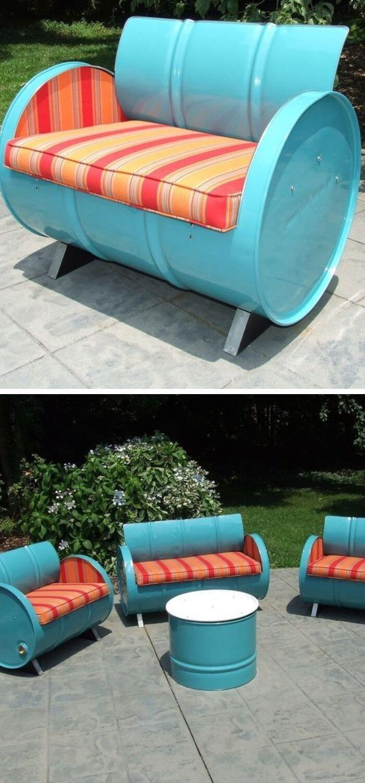 diy outdoor patio furniture ideas