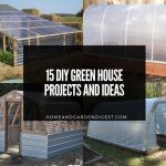 15 DIY Green House Projects and Ideas