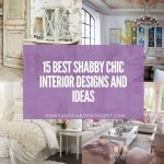 Shabby Chic in Your Interior Design